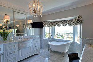 image of bathroom being remodeled