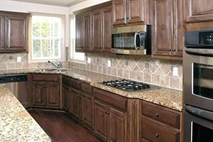different types of cabinet materials