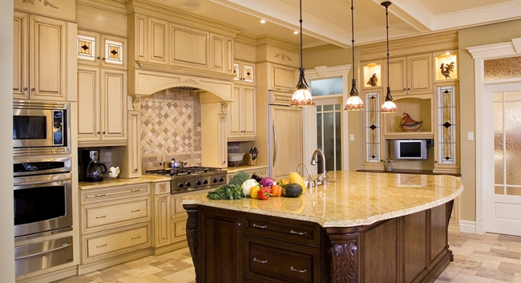 molds in kitchen cabinet