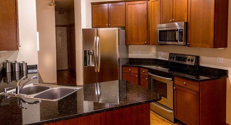 refinish kitchen cabinets hero