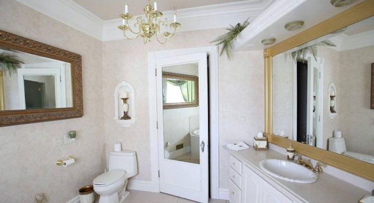 bathroom design diagram