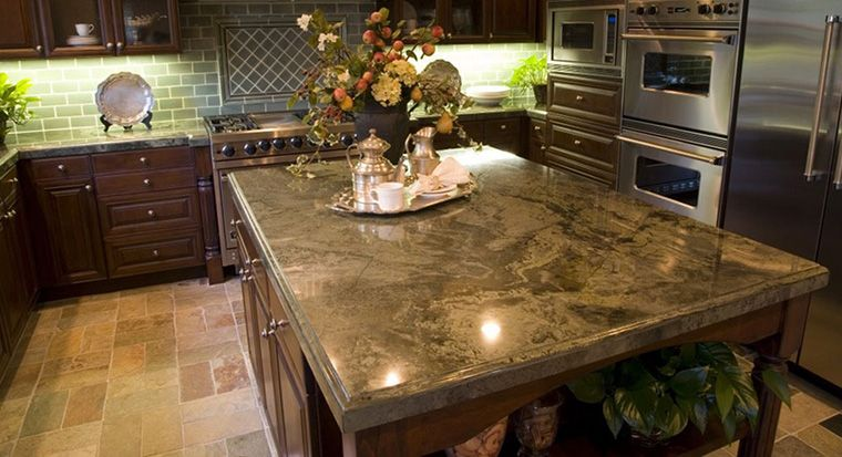 How To Remove Stains From Granite Kitchen Countertops View Larger Image With