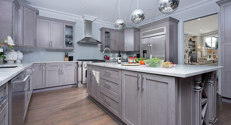 The Lowdown on Materials Used for Kitchen Cabinets