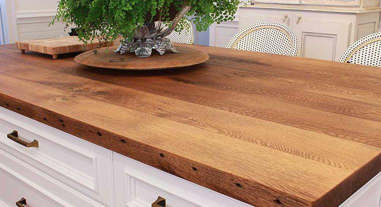 gallery of wood countertops