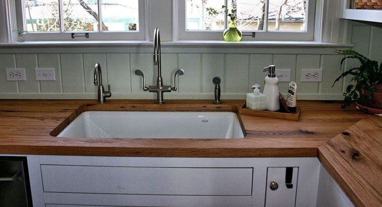 shipping of wood counters