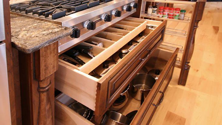 3-stack drawers