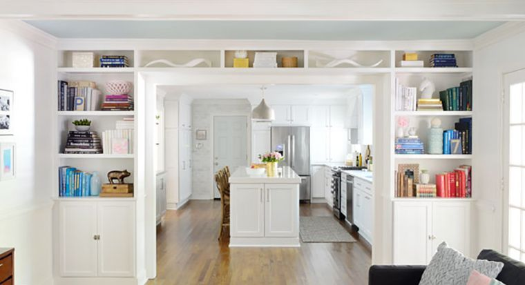 Dealing With Wasted Space On Top Of Kitchen Cabinets